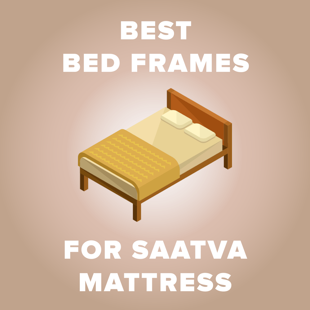saatva bed frame